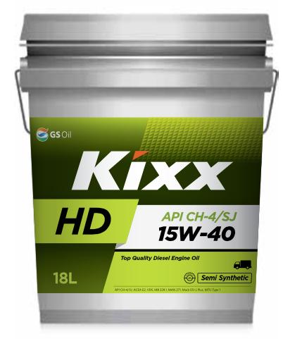Kixx HD CH-4 Image