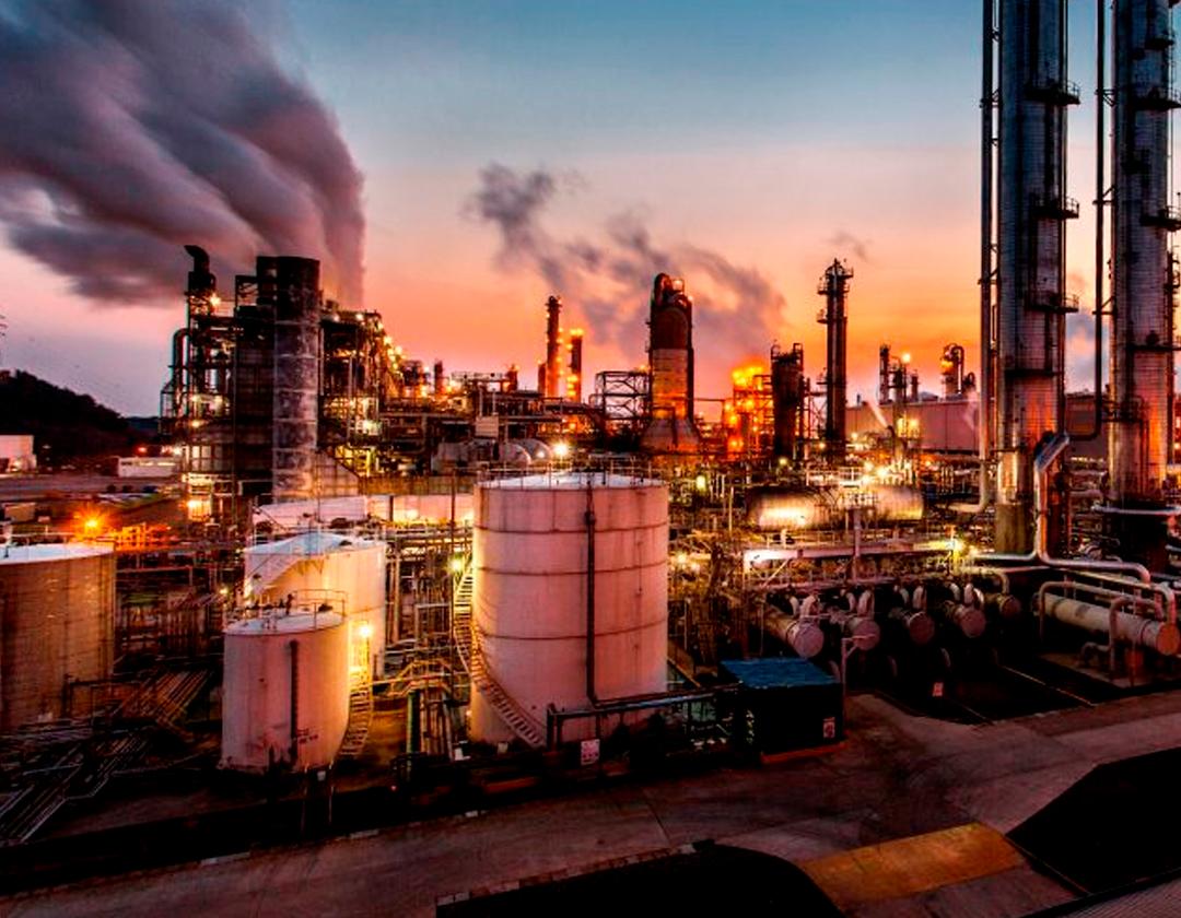 Нефтепереработка в Южной Корее