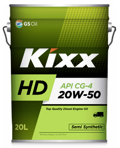 Kixx HD CG-4 Image