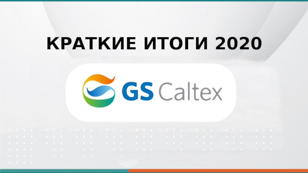 GS Caltex: Итоги 2020