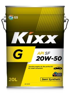Kixx G SF Image