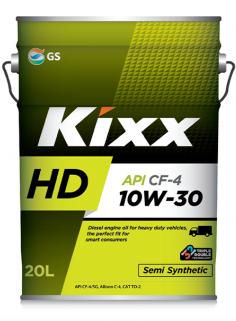 Kixx HD CF-4 Image